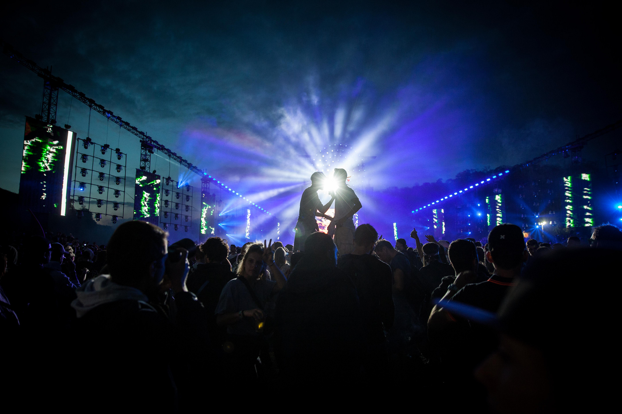 29th edition of Dour Festival a tremendous success, with all previous records beaten.