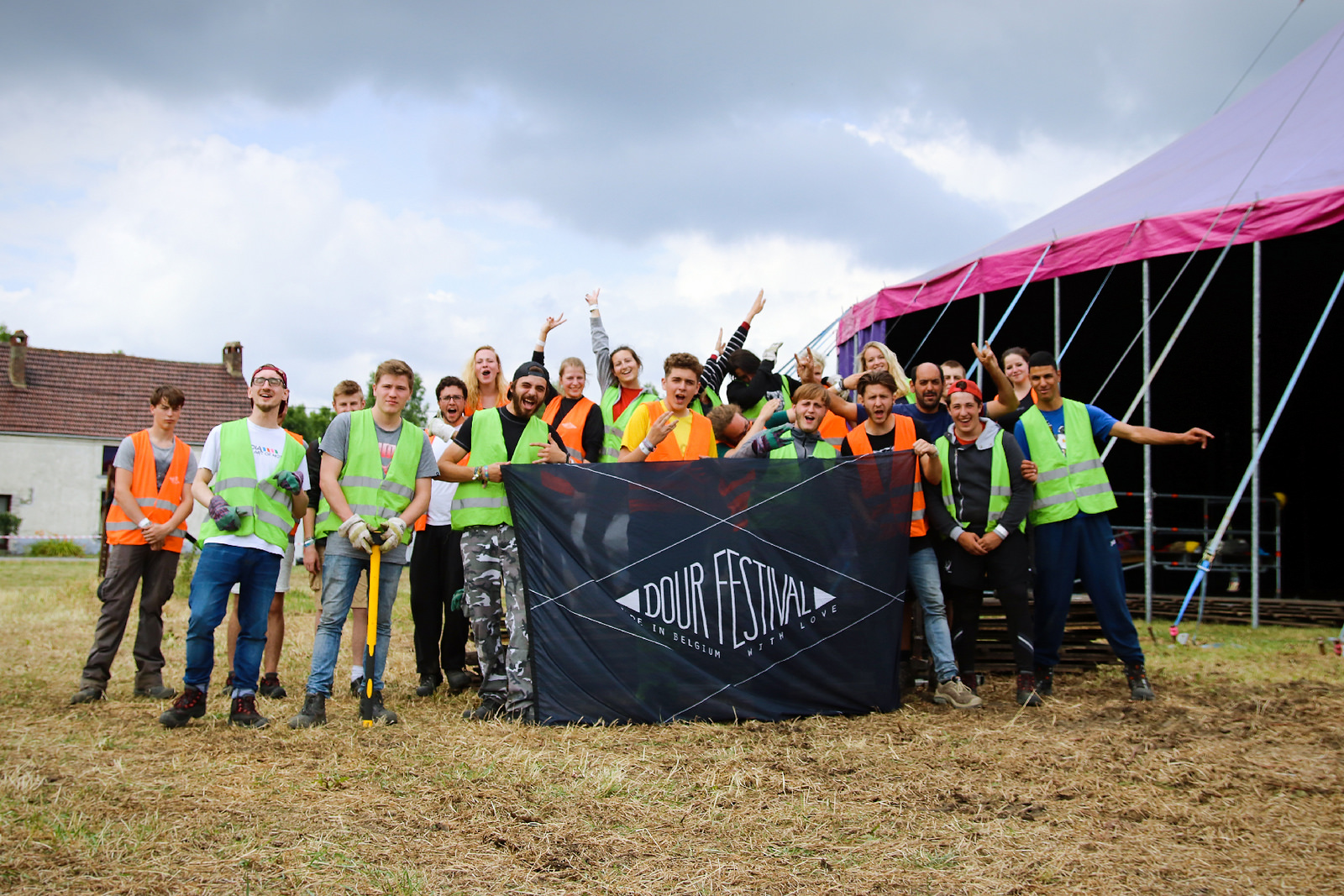Volontariat 2018