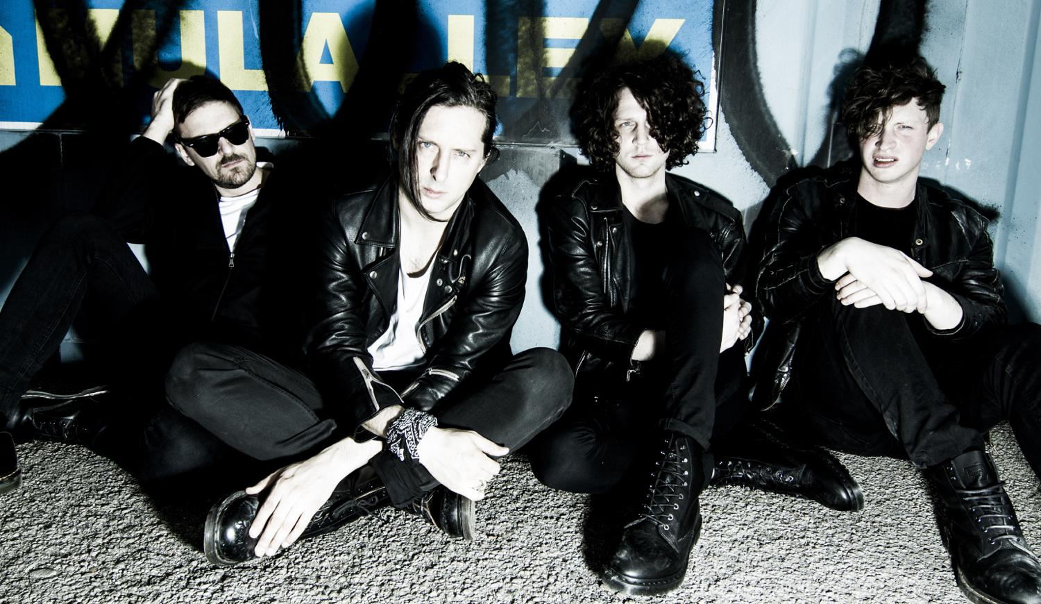 Carl Barât and The Jackals