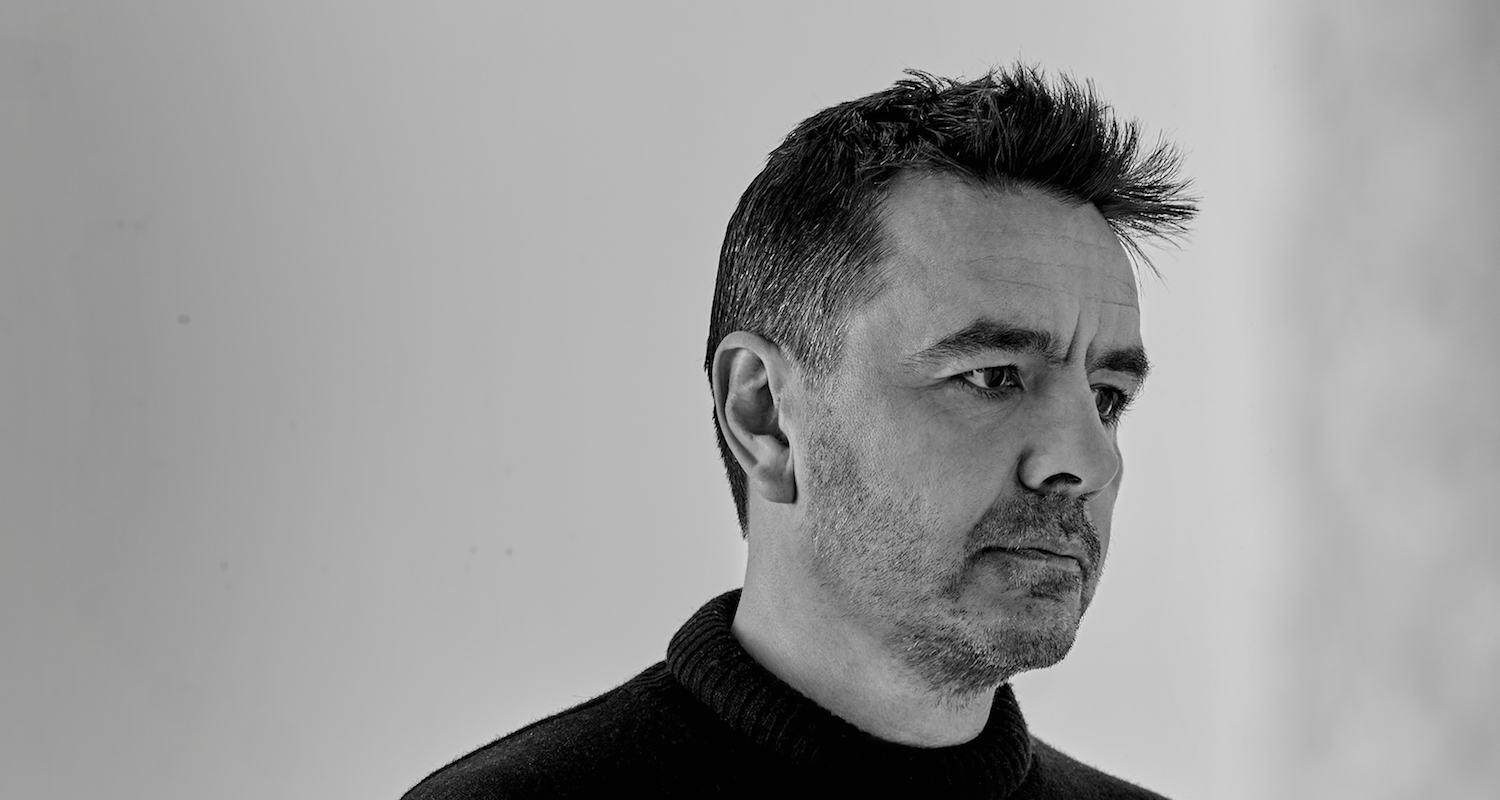 Laurent Garnier for the first time solo at Dour!