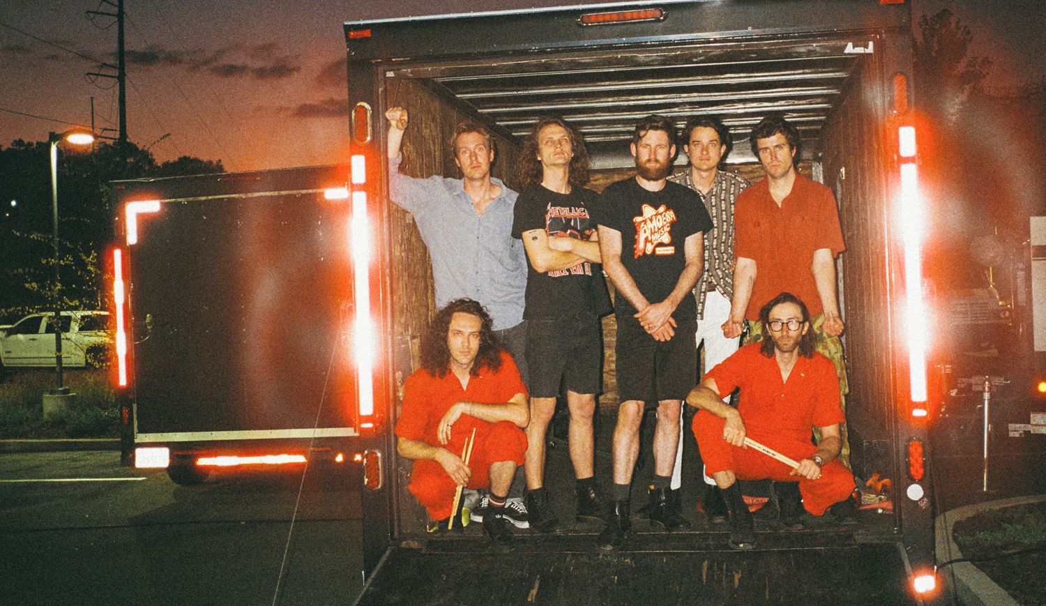 King Gizzard & The Lizard Wizard, black midi and 15 new names!
