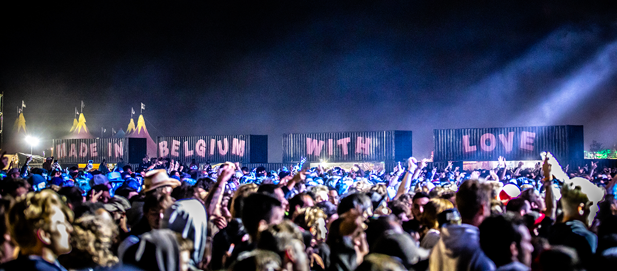 A summer without Dour Festival