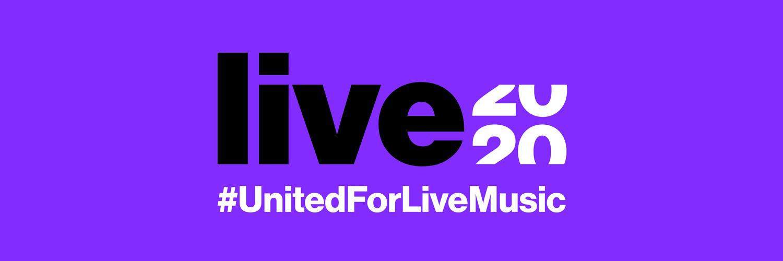 ✊ #UnitedForLiveMusic