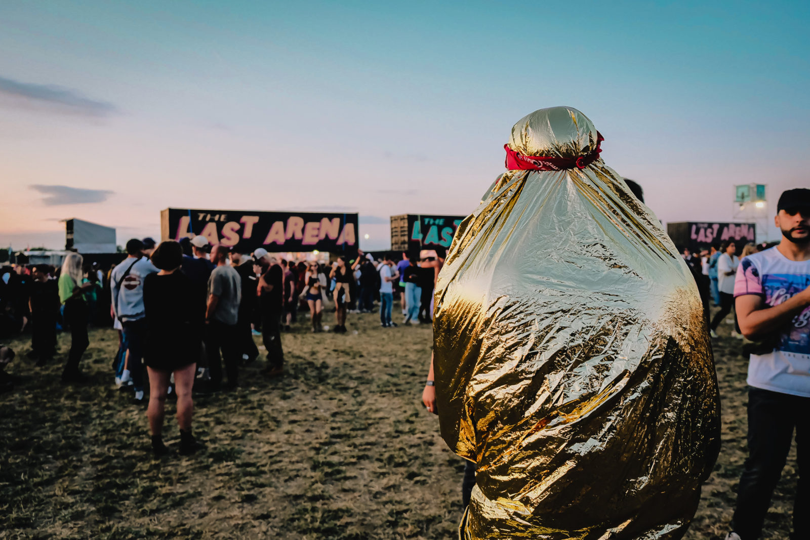 The tickets sales for the 2021 edition of Dour Festival are now open!